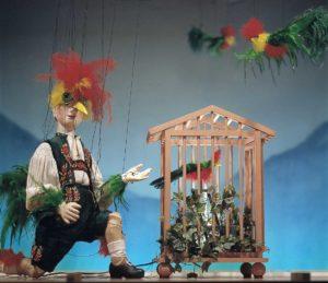 Tov Papageno & vogels D&M origineel 143 kb