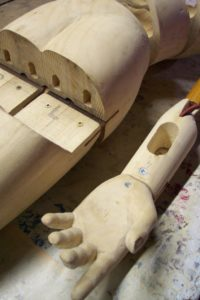 houten lijf